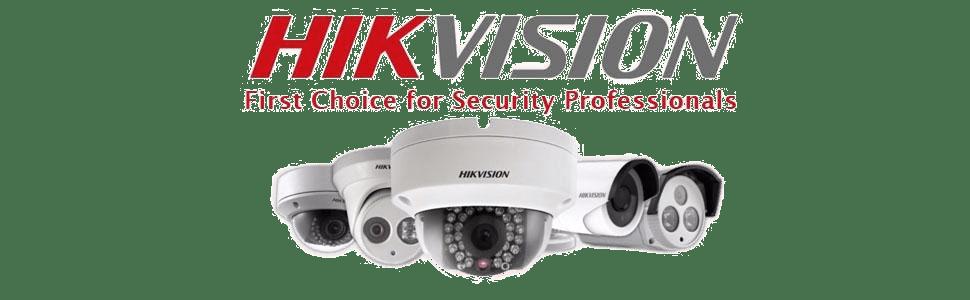 Camerabewaking | Hikvision Logo